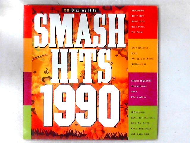 Smash Hits 1990 2xLP COMP GATEFOLD by Various