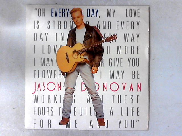 Every Day (I Love You More) 12in by Jason Donovan