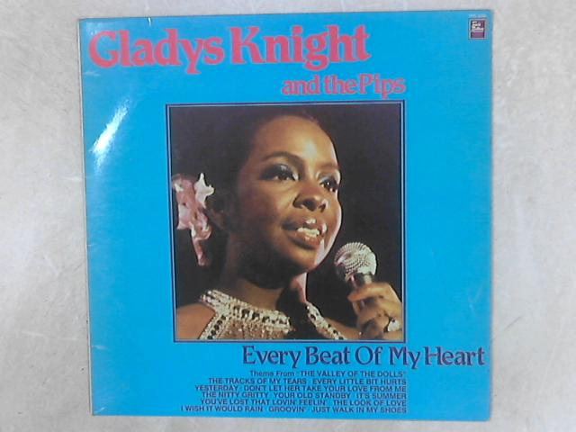 Every Beat Of My Heart LP By Gladys Knight And The Pips