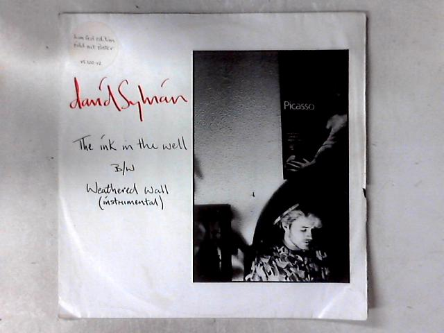The Ink In The Well 12in POSTER SLEEVE By David Sylvian