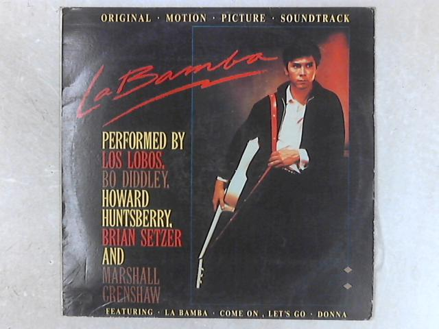 La Bamba - Original Motion Picture Soundtrack 12in LP By Various