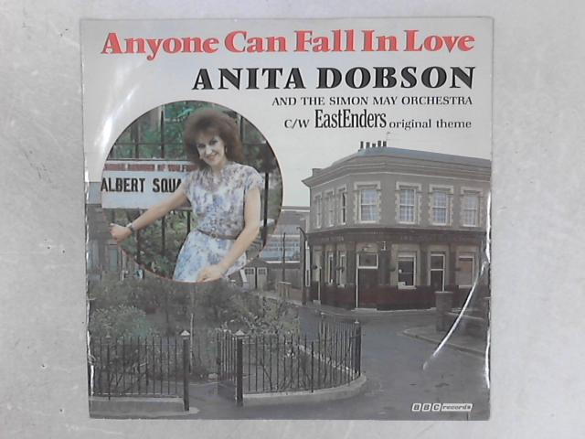 Anyone Can Fall In Love 12in Single By Anita Dobson