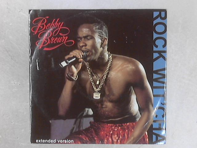 Rock Wit'Cha 12in Single By Bobby Brown