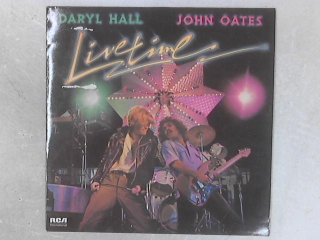 Livetime LP by Daryl Hall & John Oates