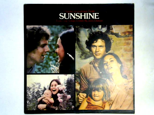Original Film Soundtrack From Sunshine 12in LP By Various
