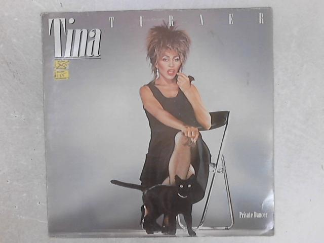 Private Dancer LP By Tina Turner