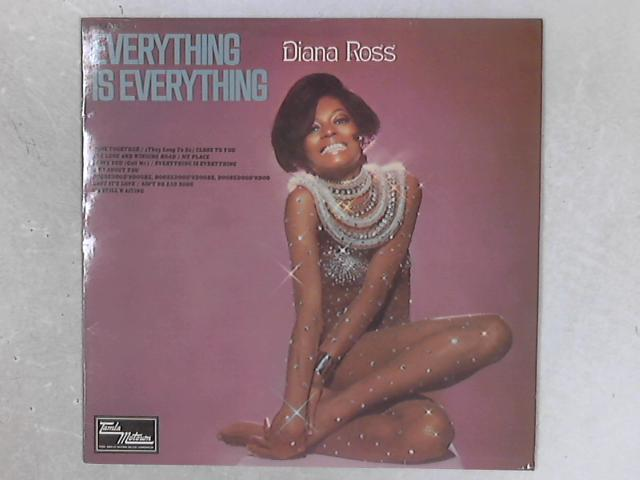 Everything Is Everything LP by Diana Ross