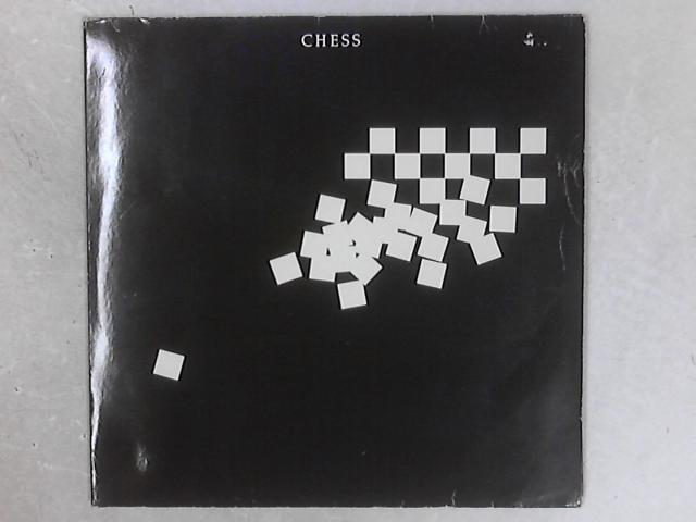 Chess 2xLP By Benny Andersson