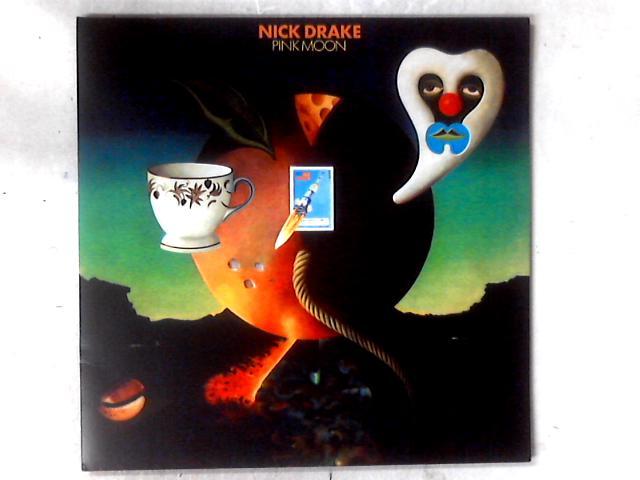 Pink Moon LP GATEFOLD By Nick Drake