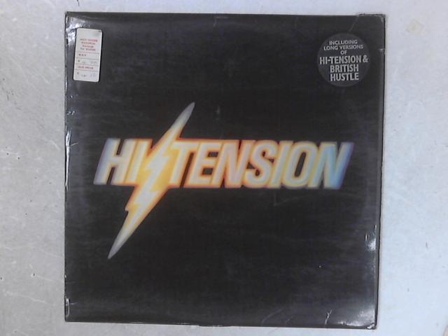 Hi-Tension LP by Hi-Tension