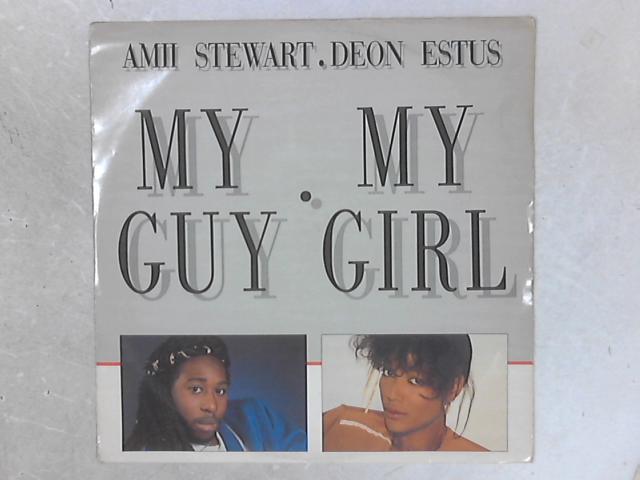 My Guy My Girl 12in Single By Amii Stewart