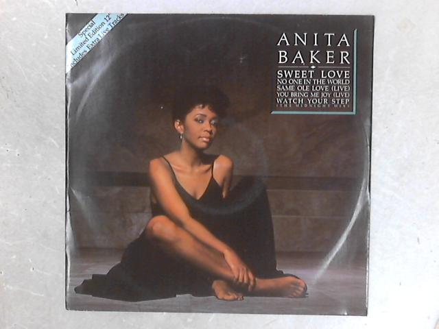 Sweet Love 12in Single By Anita Baker