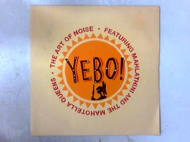 Yebo! 12in By The Art Of Noise