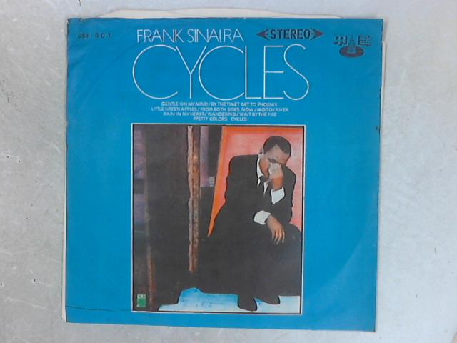 Cycles LP By Frank Sinatra