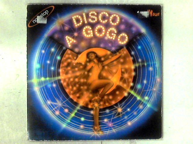 Disco A Gogo 2xLP COMP GATEFOLD By Various