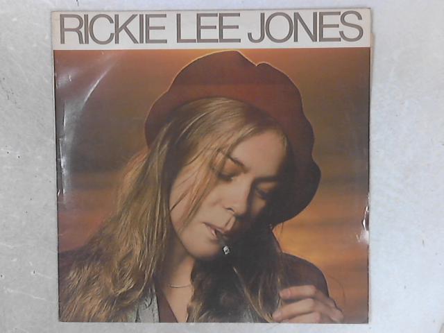 Rickie Lee Jones LP by Rickie Lee Jones