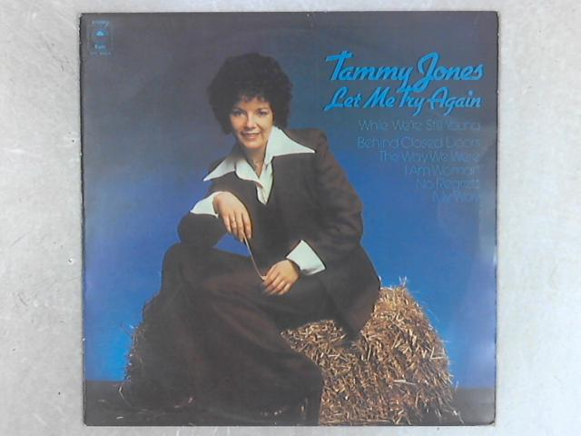 Let Me Try Again LP By Tammy Jones
