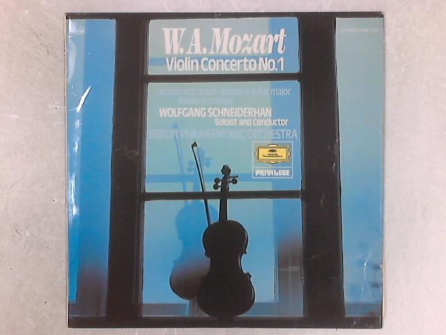 Concerto No. 1 In B Flat Major / Adagio In E Major, K.261 / Rondo Concertante In B Flat Maj LPor, K.269 / Rondo In C Major, K.373 By Wolfgang Amadeus Mozart