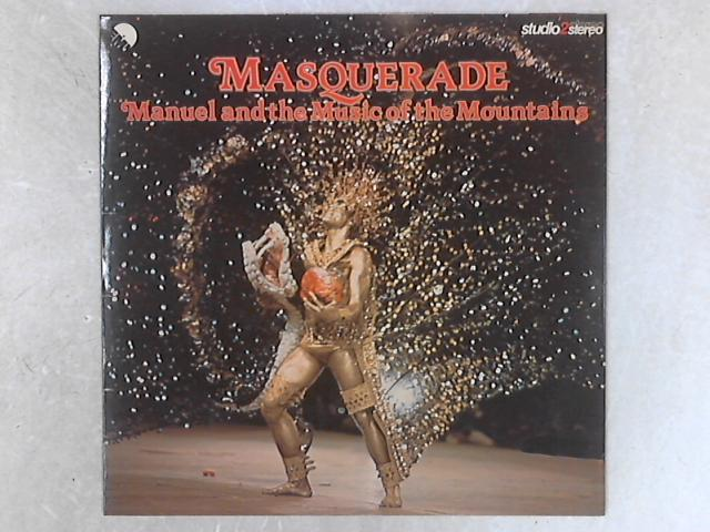 Masquerade LP By Manuel And His Music Of The Mountains