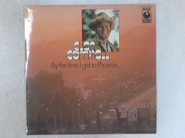 By The Time I Get To Phoenix LP By Glen Campbell