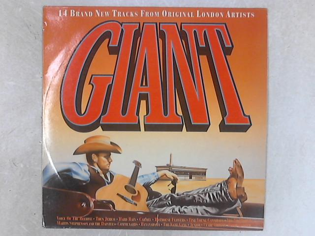 Giant COMP LP By Various