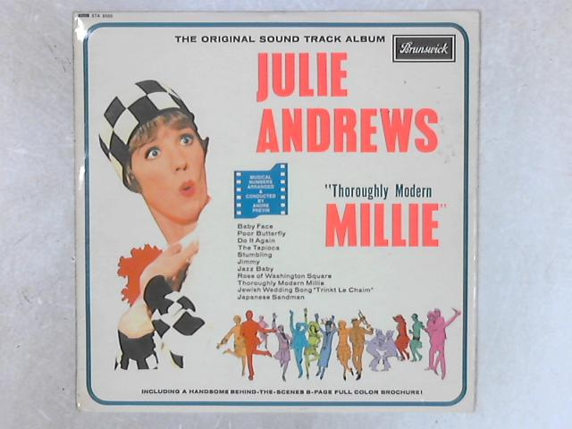 Thoroughly Modern Millie OST LP By Various
