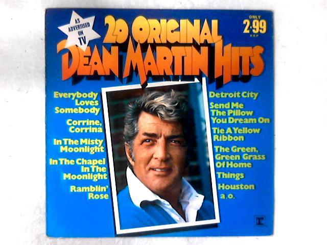 20 Original Dean Martin Hits LP COMP By Dean Martin