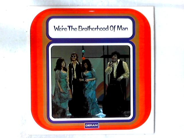 We're The Brotherhood Of Man LP By Brotherhood Of Man