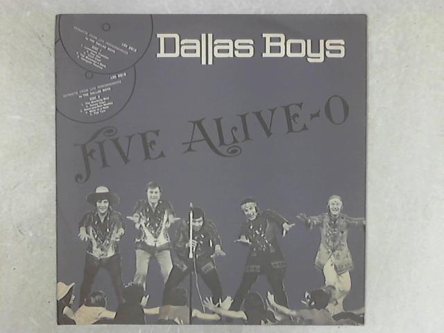 Five Alive-O LP By The Dallas Boys
