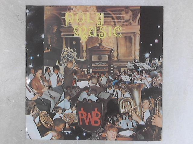 Poly Music LP by Woolwich Polytechnic School Concert Band