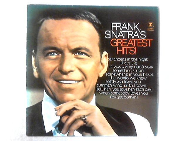 Frank Sinatra's Greatest Hits LP COMP by Frank Sinatra