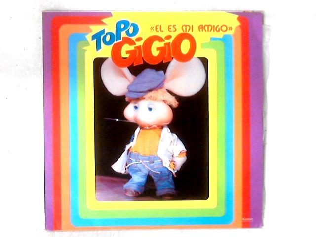 Él Es Mi Amigo LP by Topo Gigio (2)