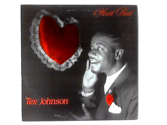 Heart Beat LP by Tex Johnson
