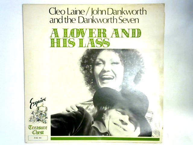 A Lover And His Lass LP by Cleo Laine