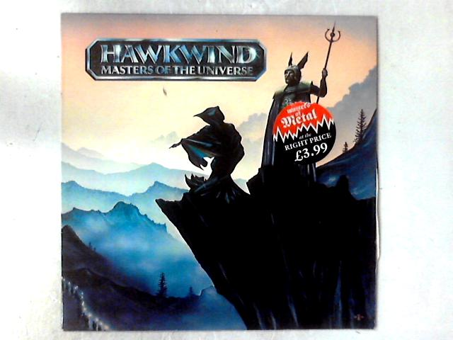Masters Of The Universe LP COMP by Hawkwind