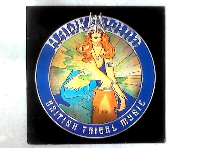 British Tribal Music LP COMP by Hawkwind
