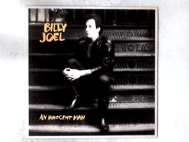 An Innocent Man LP by Billy Joel