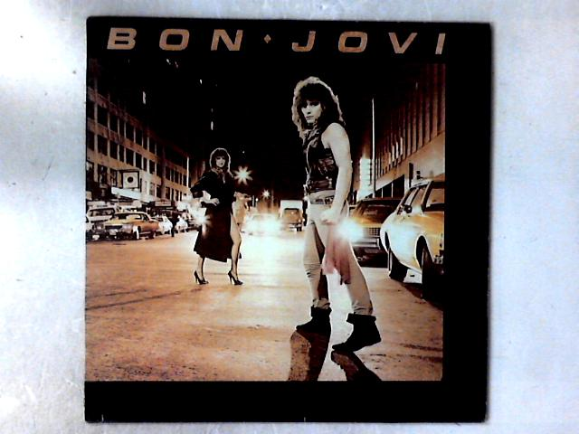 Bon Jovi LP by Bon Jovi