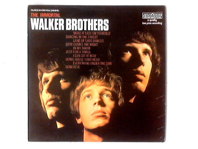 The Immortal Walker Brothers LP COMP by The Walker Brothers