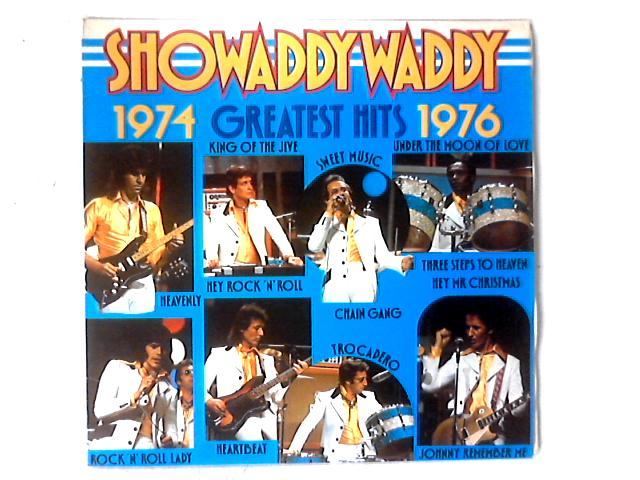 Greatest Hits LP COMP by Showaddywaddy