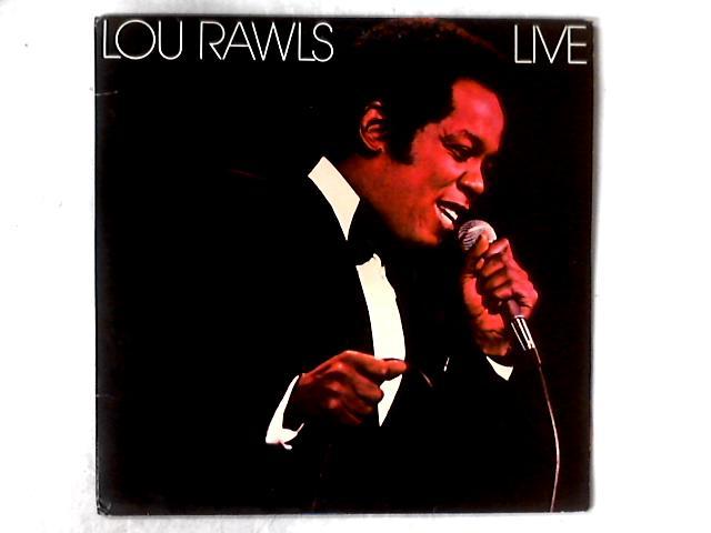 Live 2xLP GATEFOLD by Lou Rawls