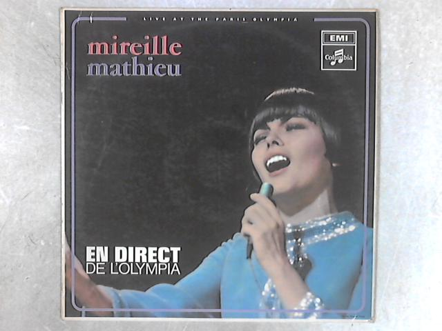 Live At The Paris Olympia LP By Mireille Mathieu