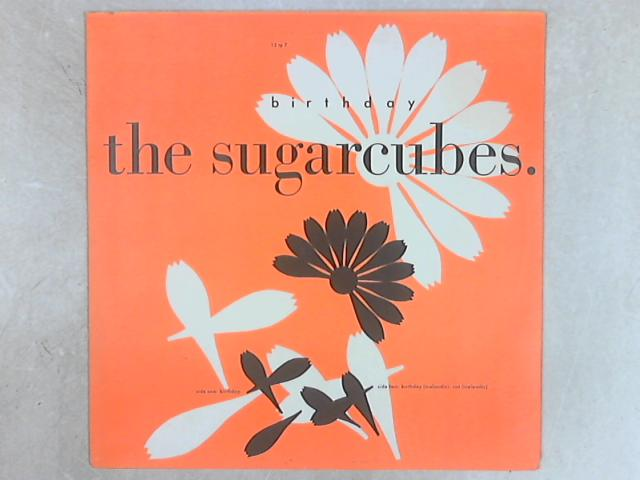 Birthday 12in Single By The Sugarcubes