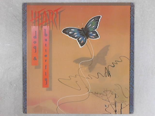 Dog & Butterfly LP By Heart