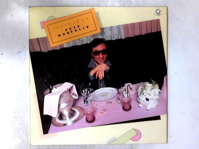 Lunch In L.A. LP By Tete Montoliu