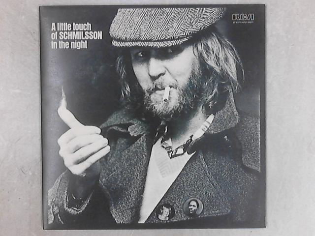 A Little Touch Of Schmilsson In The Night LP By Harry Nilsson