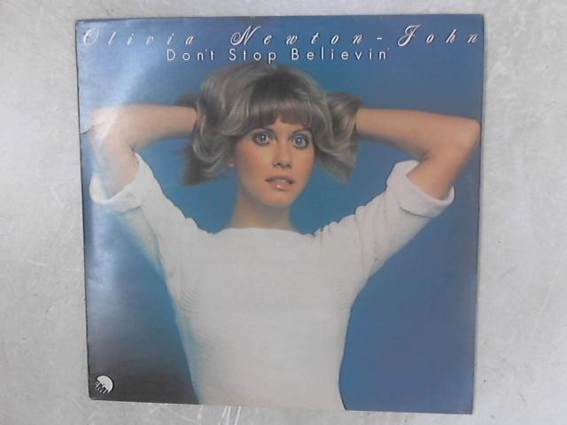 Don't Stop Believin' LP By Olivia Newton-John