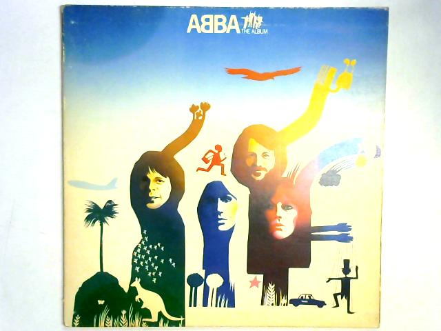 The Album LP 12in By ABBA