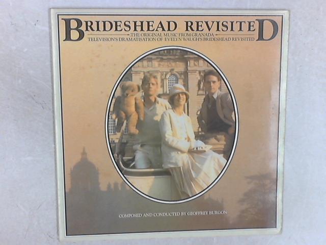 Brideshead Revisited LP by Geoffrey Burgon