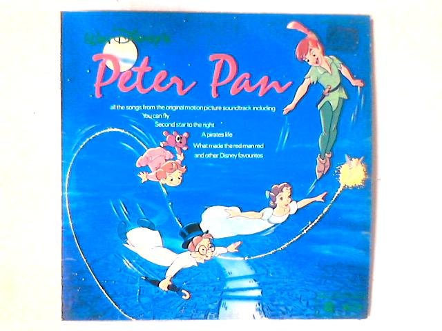 Walt Disney's Peter Pan - Songs From The Original Motion Picture Sound Track And Other Disney Favourites LP by No Artist